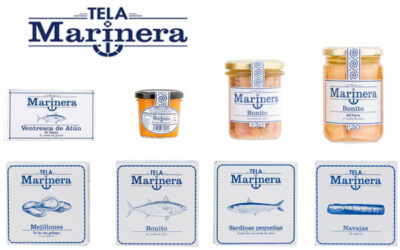 TELA Marinera… Un placer gourmet